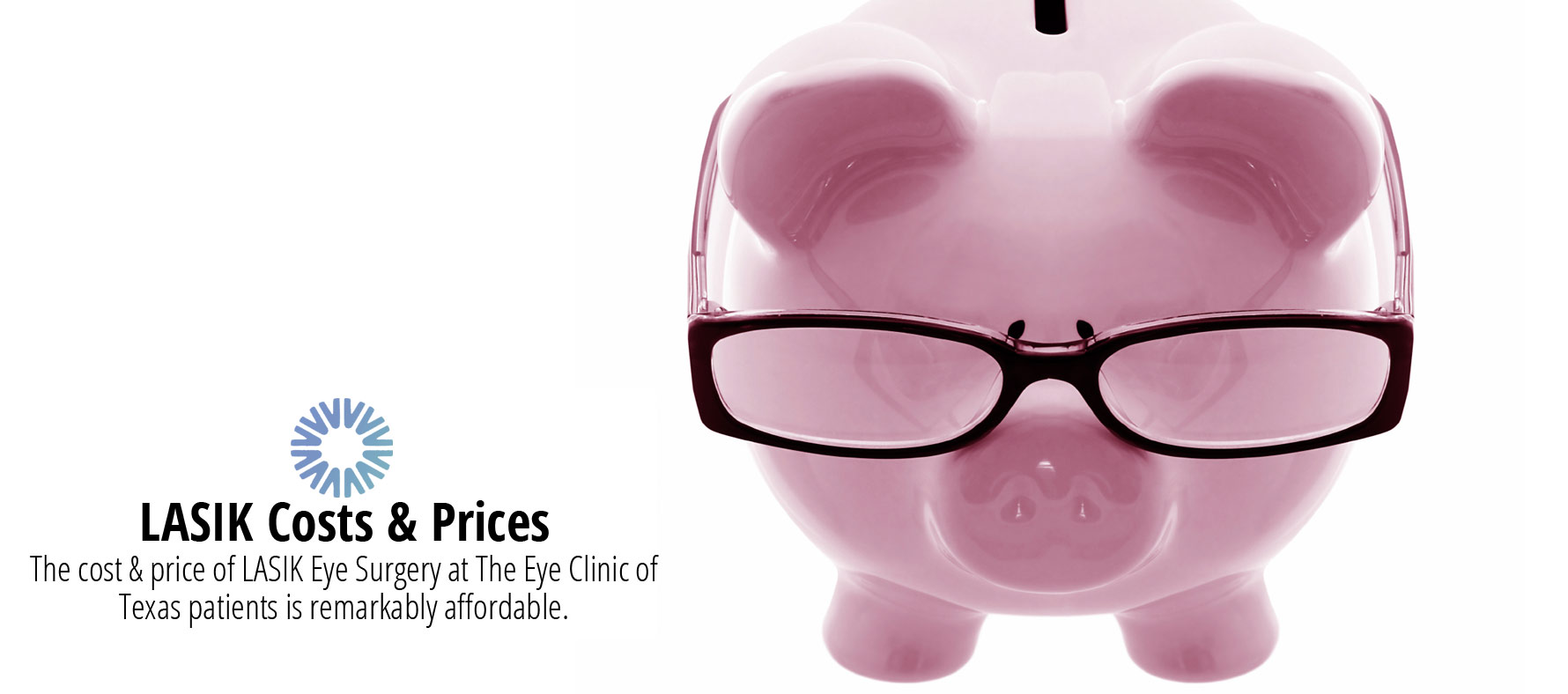 LASIK Cots & Prices Header Image