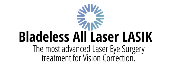Bladeless ALL Laser LASIK